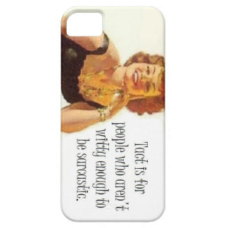 iPhone has never sounded so sarcastic! Barely There iPhone 5 Case