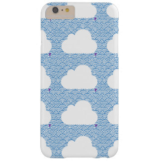 Iphone housing Celeste Cloud Barely There iPhone 6 Plus Case