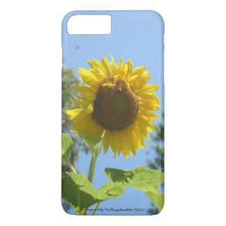 iPhone/iPad case, bright sunflower iPhone 8 Plus/7 Plus Case