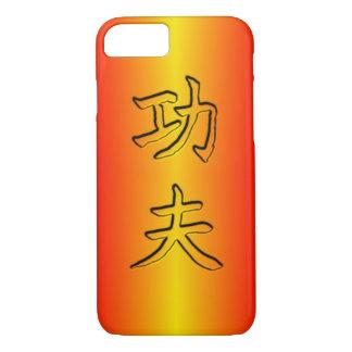 iPhone / iPad case: KungFu 功夫 (Chinese Kanji) iPhone 7 Case