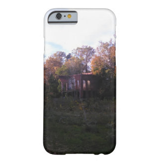 Iphone/Ipad Case with an Abandoned Building Barely There iPhone 6 Case
