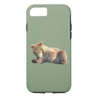 iPhone / iPad case with bear cub