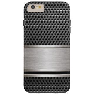 iPhone, iPad, SG3,4,5, Motorola Cases-Carbon Steel Tough iPhone 6 Plus Case