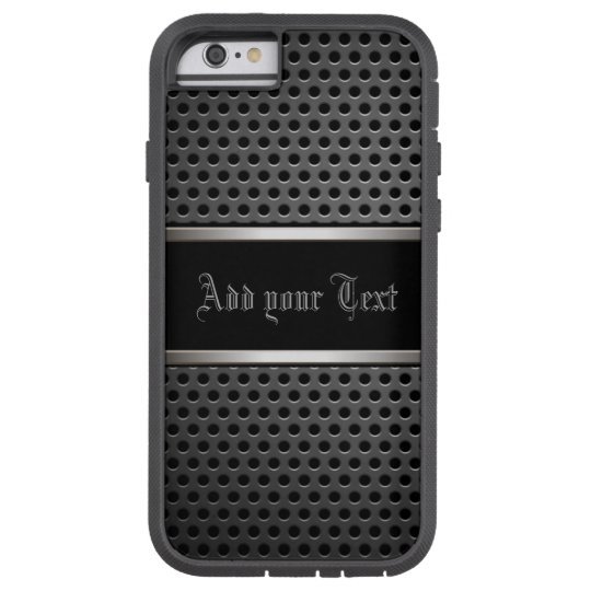 iPhone, iPad, SG3,4,5, Motorola Cases-Carbon Steel Tough Xtreme