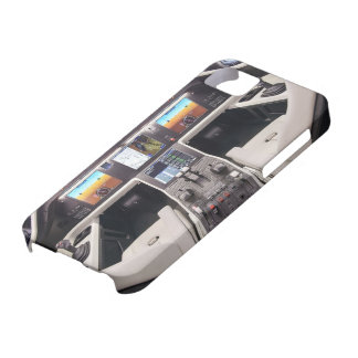 Iphone layer IF, 5 and 5S Flightdeck Barely There iPhone 5 Case