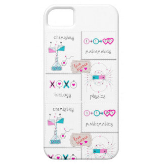 iphone love in science iPhone 5 cases