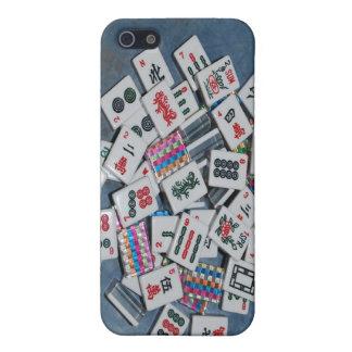 Iphone mah jongg themed case iPhone 5 case