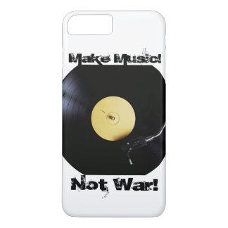 iPhone: Make Music! Not War! iPhone 7 Plus Case