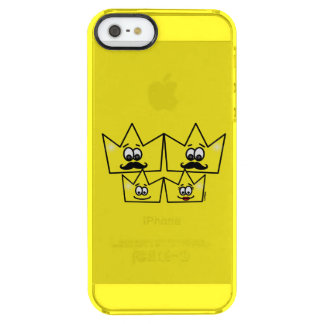 iPhone marries IF 5s Capinha - Gay Family Men Clear iPhone SE/5/5s Case