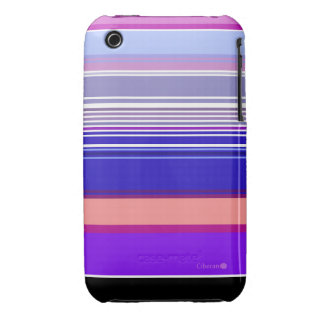 Iphone marries Layer Stripes Case-Mate iPhone 3 Case