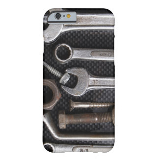 iPhone: mechanics bench tool Barely There iPhone 6 Case
