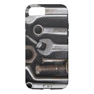 iPhone: mechanics bench tool iPhone 7 Case