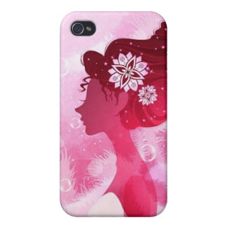 iPhone Pink Matte Lollita marries Case For The iPhone 4