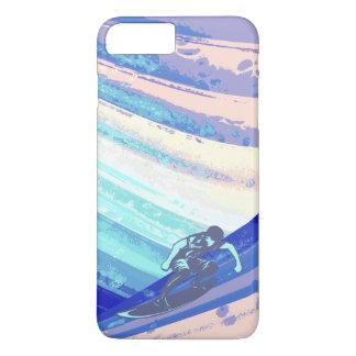 iPhone Plus Case, Ocean Surfer iPhone 7 Plus Case
