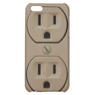 iPhone Power Outlet case iPhone 5C Covers