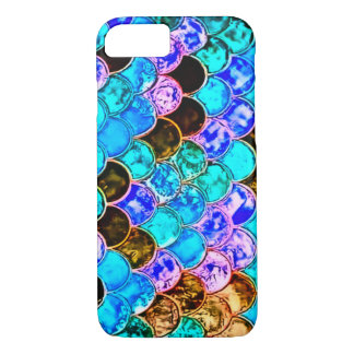 iPhone Prismatic Shiny Koi Scales Case