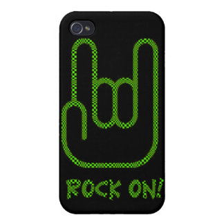 iPhone Rock On! iPhone 4 Case