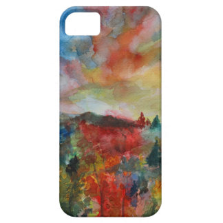 iPhone SE + iPhone 5/5S, Barely There Autumn Barely There iPhone 5 Case