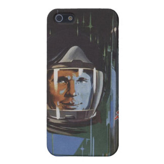 iPhone Skin with Cool USSR Propaganda Print Case For iPhone 5/5S