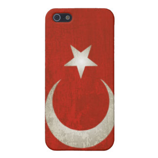 iPhone Skin with Dirty Flag from Turkey iPhone 5/5S Cover