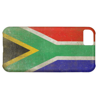 iPhone Skin with Flag from South Africa iPhone 5C Case