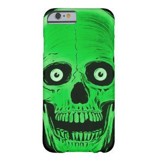 iPhone Skully Skull Horror Phantom Skull Case Barely There iPhone 6 Case