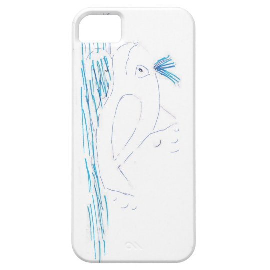iPhone Slim Case - Barely There SE/5S/5 Slim