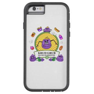 iPhone Tough Xtreme Case - Munchi-Power! KRUD BAD
