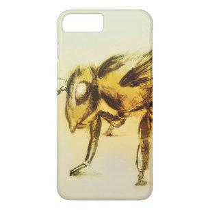 iPhone vintage case - Bee