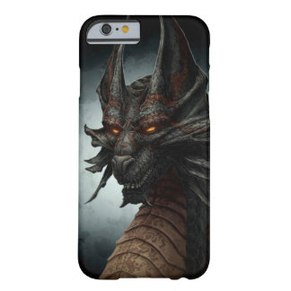 iPhone with dragon Barely There iPhone 6 Case