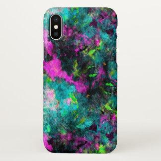 iPhone X Case Colour Splash