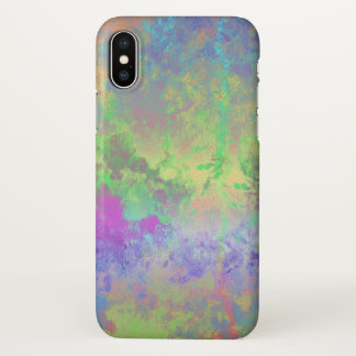 iPhone X Case Colour Splash G211