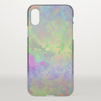 iPhone X Clearly Case Colour Splash G211