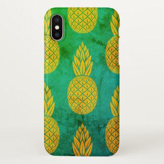 Iphone X Pineapple Case