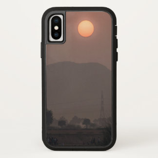 iphone X sunrise case