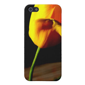 iPhone Yellow Tulip Case Cases For iPhone 5