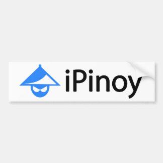 iPinoy Bumper Sticker