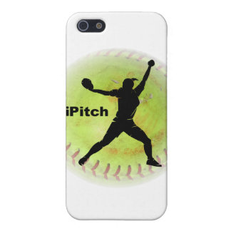 iPitch Fastpitch Softball iPhone 5/5S Covers