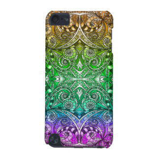 iPod 5g Case Drawing Floral