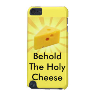 iPod 5g Holy Cheese Case iPod Touch (5th Generation) Covers