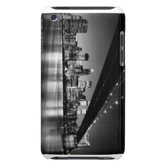 Ipod case featuring the New York city skyline Barely There iPod Cover
