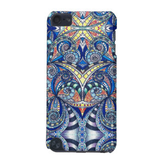 iPod Case Floral abstract background iPod Touch 5G Case