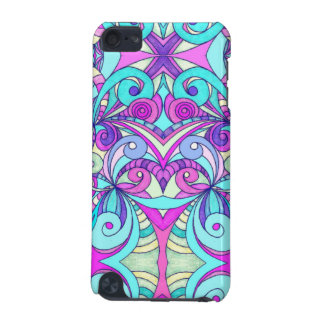 iPod Case Floral abstract background iPod Touch 5G Covers