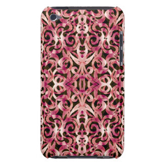 iPod Case Floral abstract background