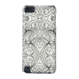 iPod Case Floral abstract background iPod Touch (5th Generation) Case