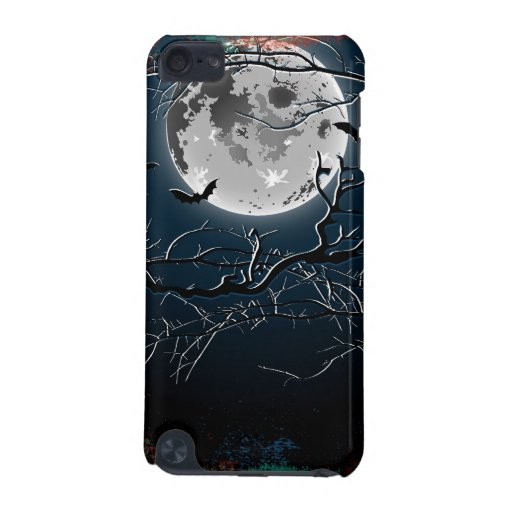 iPod Case Happy Halloween iPod Touch 5G Covers