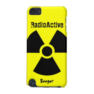 IPod Case - Radio Active Ipod Case iPod Touch 5G Cases