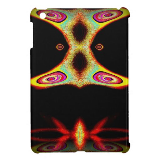 IPod Case with Abstract Desing Case For The iPad Mini