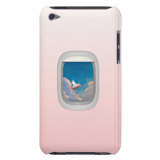 ipod case with flying pig iPod Case-Mate case