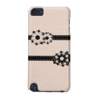 iPod Speck Case Polka Dot and Flowers